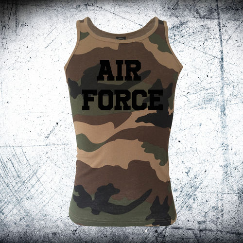 Camiseta militar AIR FORCE CCE Camo