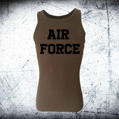 Camiseta Militar AIR FORCE oliva