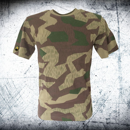 Camiseta Militar Splinter