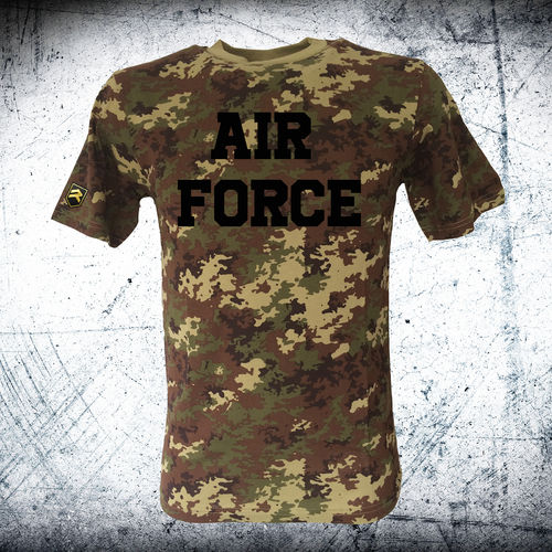Camiseta Militar AIR FORCE VEGETATO