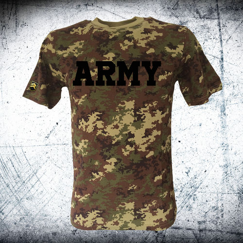Camiseta Militar ARMY VEGETATO