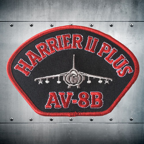 9ª Escuadrilla AV-8B Harrier II PLUS Patch