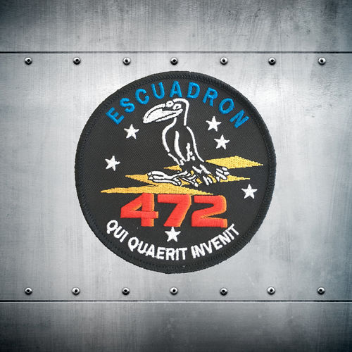 Velcro Patch 472 SQD.