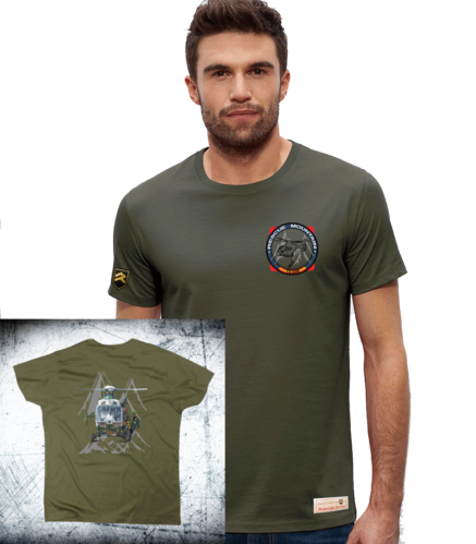 camiseta Mountain Rescue Team