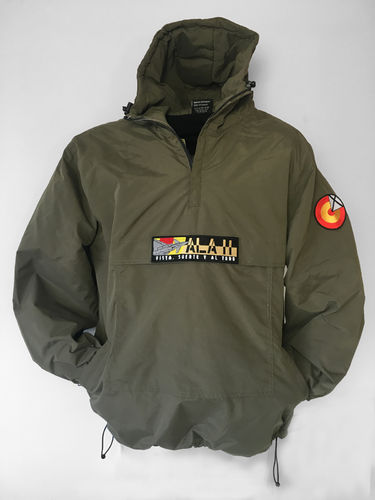 Military Anorak 11th wing