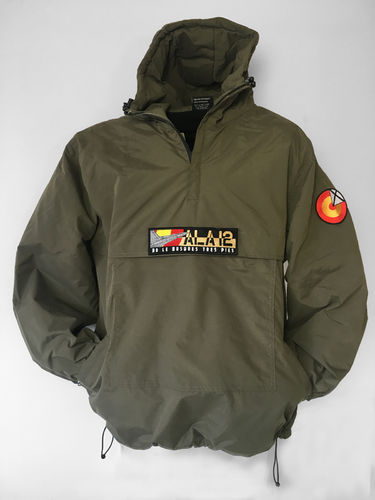Military anorak 12th wing