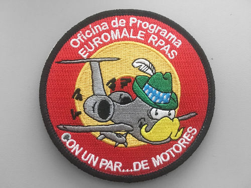 RPAS EUROMALE Patch