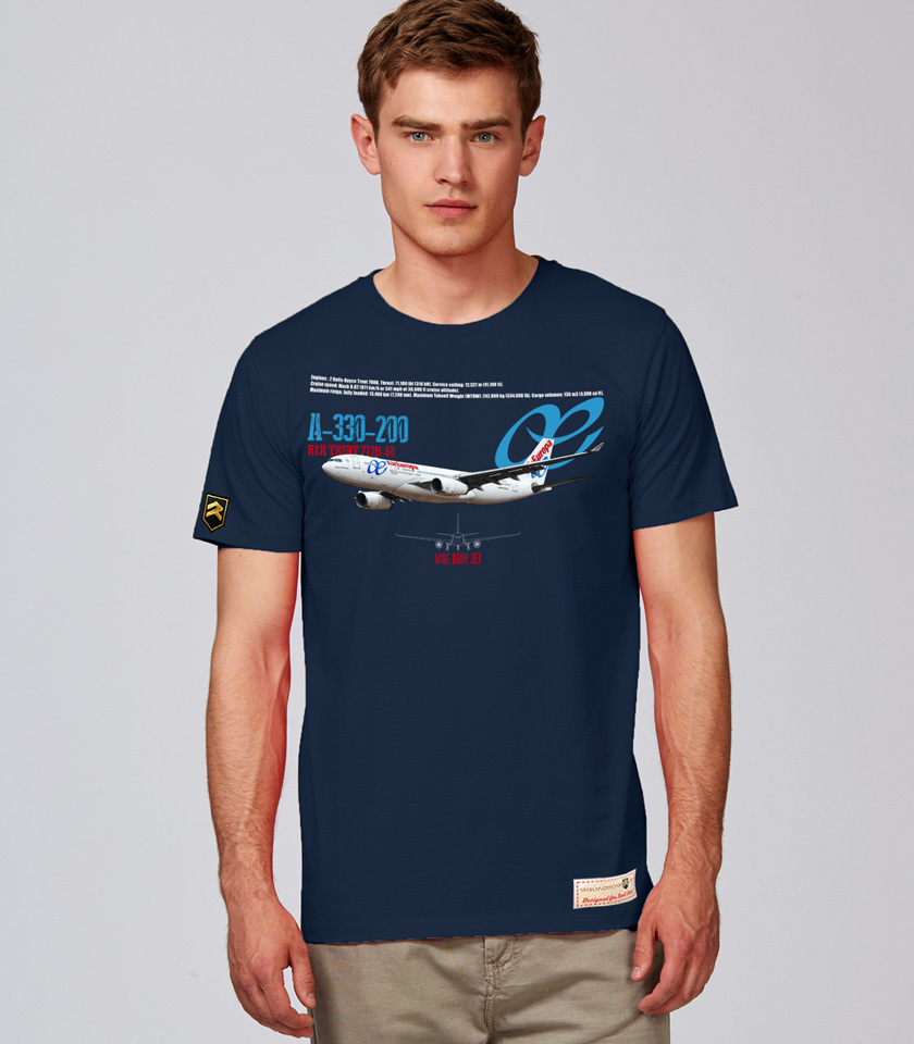 Camiseta Airbus A-330 AirEuropa