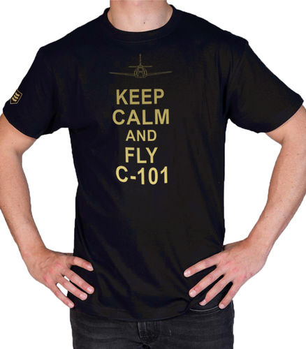 Camiseta KEEP CALM C-101